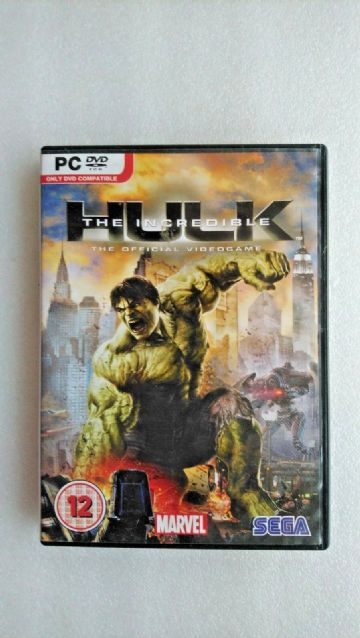 Incredible Hulk (PC, 2008)